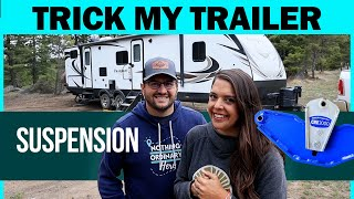 Trick My Trailer Part 1:  MORryde CRE 3000 RV Suspension + All-New Underside!