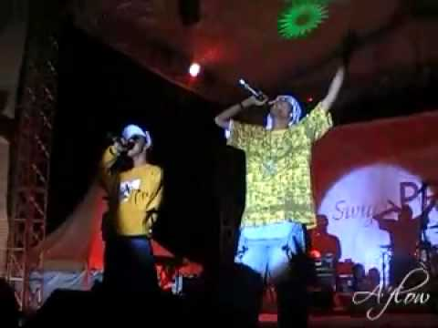 2010 Surya Pro Mild Tour Event A'flow & Ecko Show Performance - Like Crazy.mp4