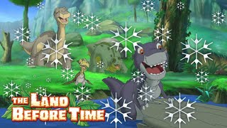 Friends And Family Compilation ❄️The Land Before Time 🌟Christmas Anima