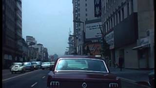Trip to Los Angeles & Universal Studios June 1969