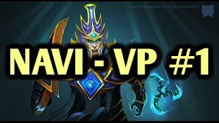 [EPIC] NaVi vs VP (Virtus Pro) Highlights Game 1 DreamLeague Season 3