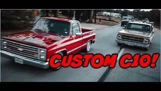 BOUGHT ANOTHER C10 FOR THE CHANNEL!!
