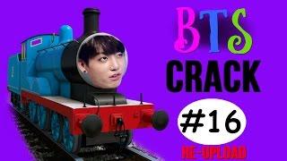 Bts crack #16 - kookie the tank train (re-upload)