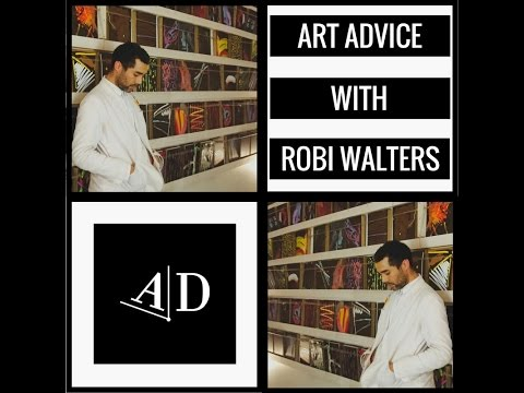 Art Career Advice from Robi Watlers: Adelaide Damoah Art Discussion