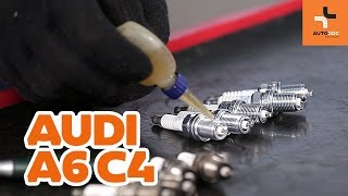 Reparationsguider och och praktiska tips om AUDI A6