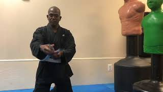 How to tie your martial arts belt by Master Johnson