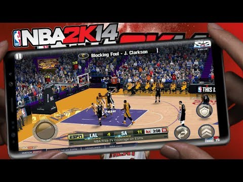 NBA 2K14 Download For Android | With Gameplay Proof