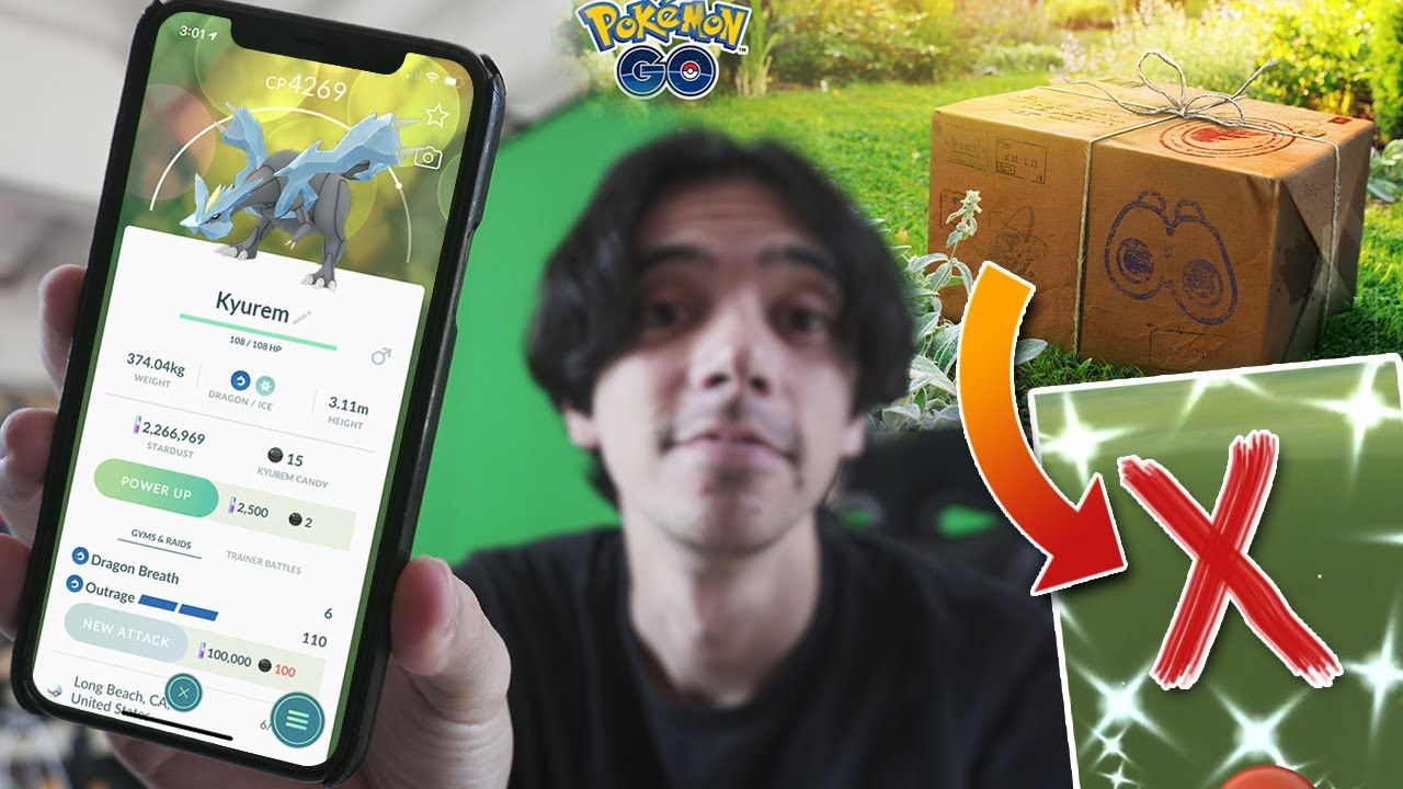 KYUREM + NEW RESEARCH BREAKTHROUGH IN POKÉMON GO! (Plus Bug Out Event!)
