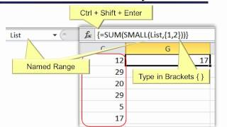 Excel - Advanced Functions