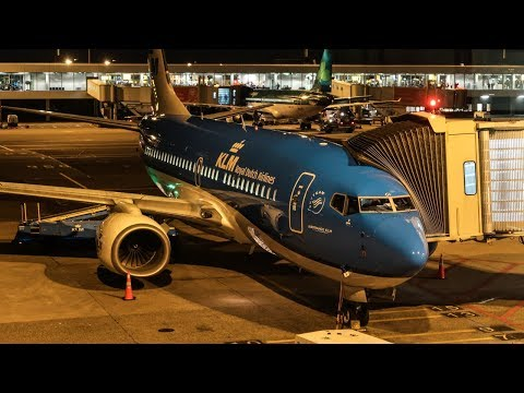 TRIP REPORT | KLM | Boeing 737-700 | Amsterdam - Munich | Economy Class