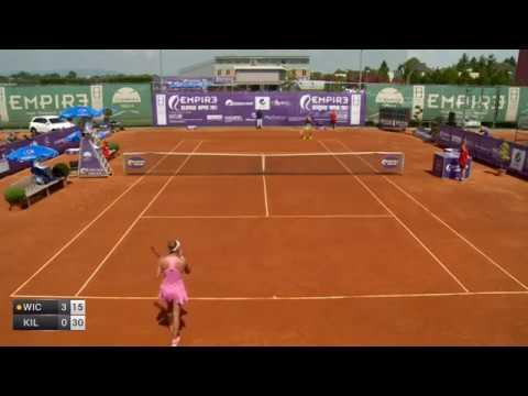 Wickmayer Yanina v Kilnarova Monika - 2017 ITF Trnava