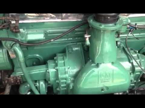 Detroit Diesel 71 series pass emissions test