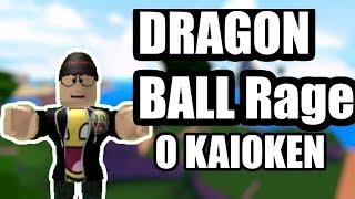 Roblox - O KAIOKEN (Dragon Ball Rage