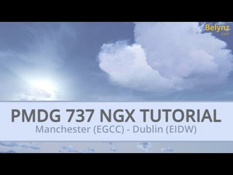 HOW TO FLY THE PMDG 737NGX
