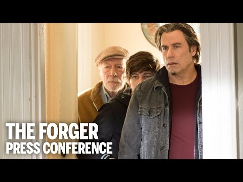 THE FORGER Press Conference   Festival 2014