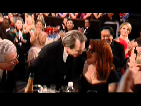 Steve Buscemi Wins Best Actor TV Series Drama - Golden Globes 2011