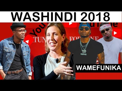 LIST NZIMA YA WASANII WALIO TAZAMWA ZAIDI TANZANIA/AFRICA 2018