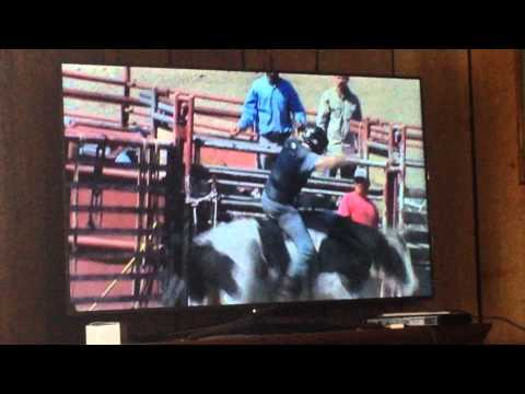 Trevor Allen- California (Garry leffews bull riding school)