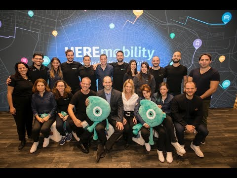 HERE Mobility at CES 2019