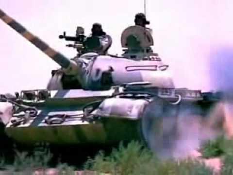 Egypt vs Israel - Egyptian Massive Attack Across Suez Canal (3/3)