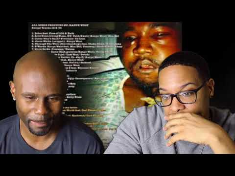 Kanye West Through The Wire REACTIONREVIEW!!