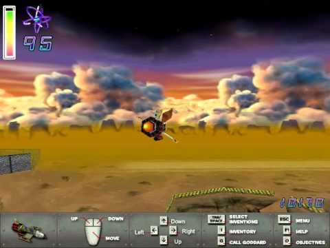 Jimmy Neutron Boy Genius PC Game Part 4