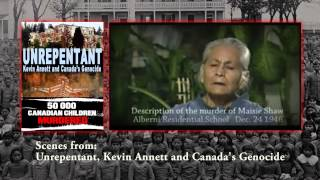 The truth about Christopher columbus, Canada Genocide. Scene from Whited Out 2