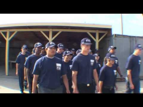 L.A. Fire Academy Prepares Students for Firefighting Careers