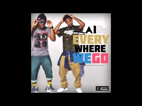A1 The SuperGroup - Boy we turn up Every got damn Where We Go