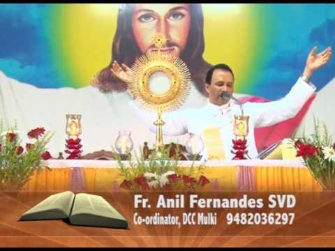 Divine Call Centre Mulki Eucharistic Adoration by Fr.Anil on16-07-2016