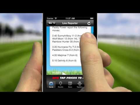 Racing Post IPhone App - Version 6
