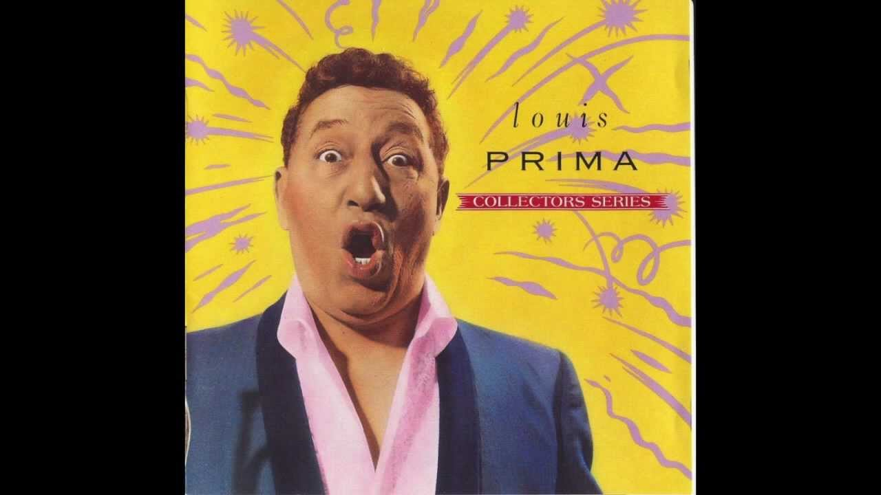 LOUIS PRIMA - ZOOMA ZOOMA LYRICS