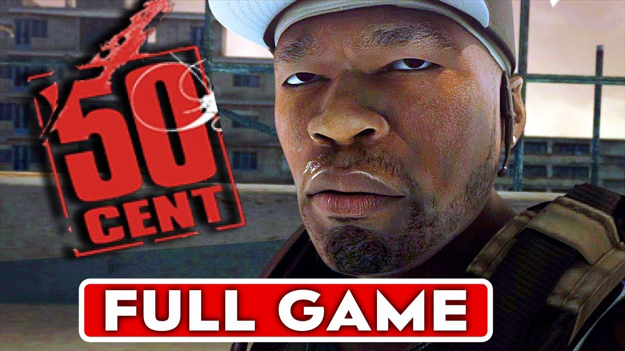50 Cent Blood On The Sand Gameplay Walkthrough Part 1 Full Game