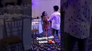 Download Reza Rahadian Dancing with his mom