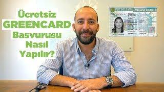 Ücretsiz Green Card Başvurusu Nasıl Yapılır? Green Card Başvuru Tarihleri 2020