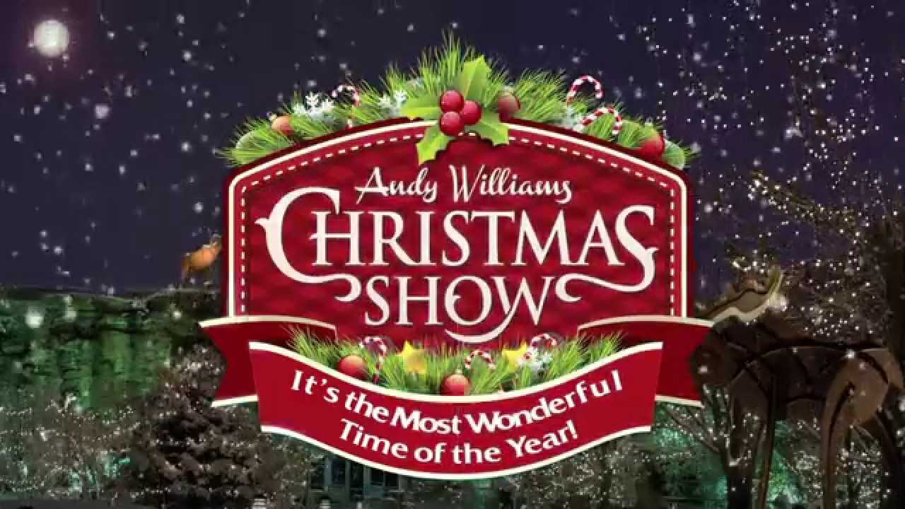 andy williams christmas spectacular youtube - Andy Williams Christmas Show