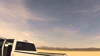 El Mirage Lake Bed Gopro Home Built Airplane