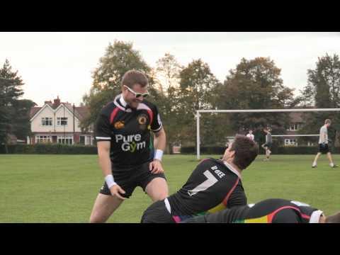 """Canterbury presents Gangnam """"Rugby"""" Style (Parody)"""