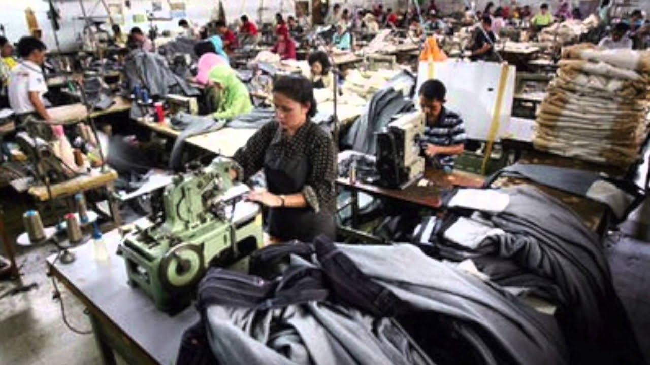 tillverkning av jeans