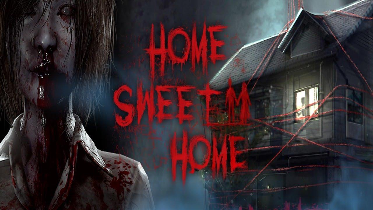 【ホラゲー】home sweet home