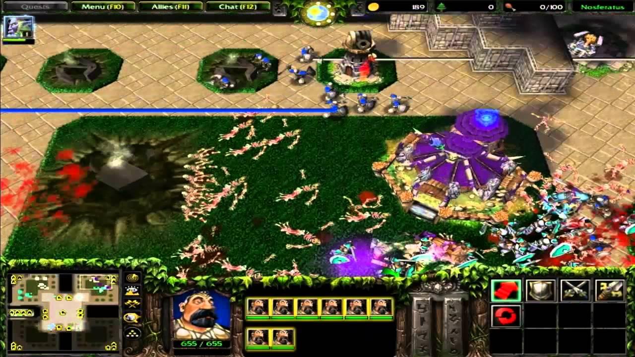 warcraft 3 frozen throne download maps ai