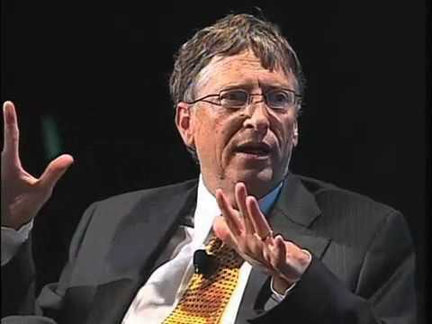 Bill Gates Talks About Mobile Health