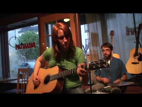 """""""Get Well Soon"""" - Wamanda at Bazaar Cafe 5/23/09"""