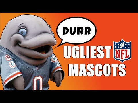 This Game Featured The Ugliest NFL Mascots Ever