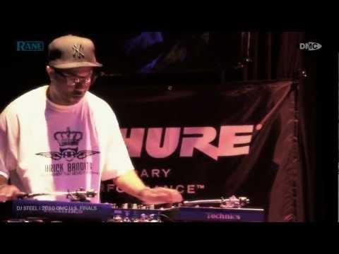 DJ Steel || 2010 DMC U.S. Finals