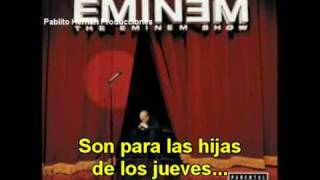 Sing For The Moment - Eminem (subtitulada)