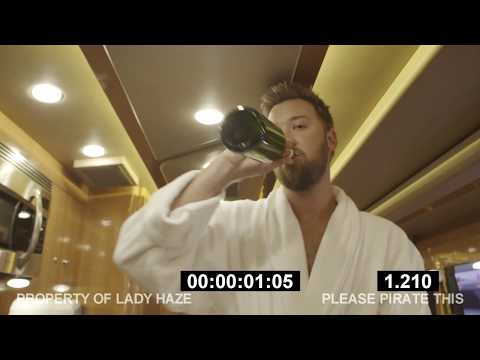 """Under the Robe - The Making of """"Party in a Bathrobe"""""""