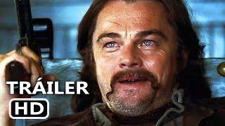 ÉRASE UNA VEZ EN HOLLYWOOD Tráiler Español DOBLADO (2019) Tarantino, Leonardo DiCaprio, Brad Pitt