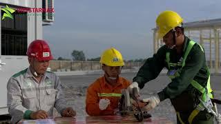 Phim doanh nghiệp | Phim An toàn lao động CJSC ENG