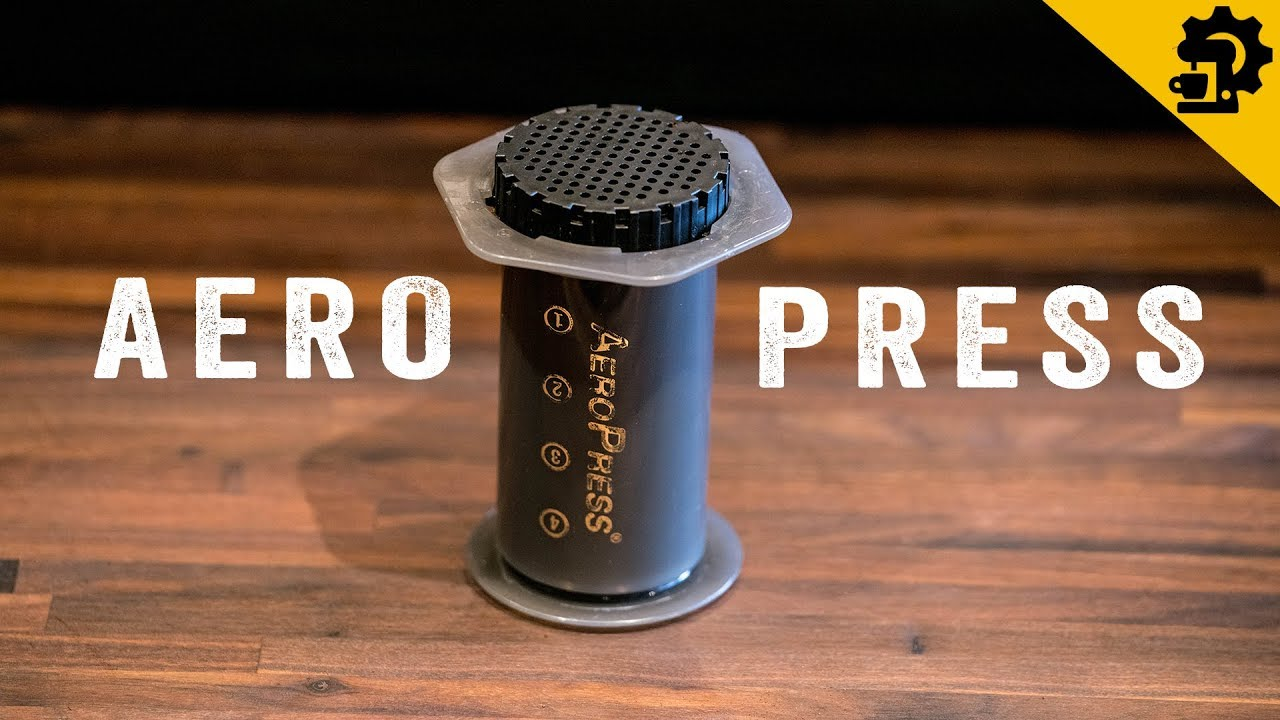 How To Use An Aeropress Coffee And Espresso Maker Youtube